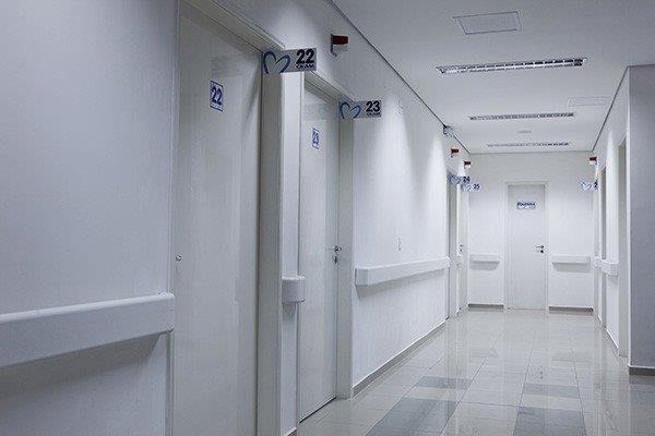 Bate maca hospitalar