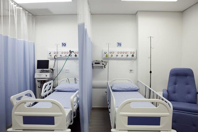 Cortina hospitalar em vinil preço