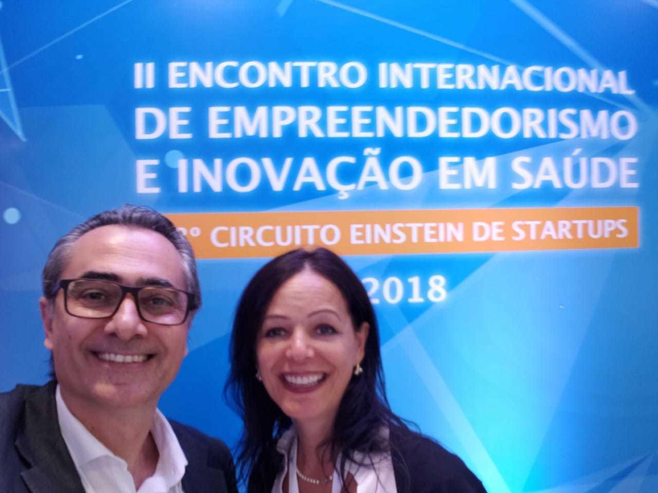 II Encontro Internacional de Empreendedorismo e Inovação em Saúde no Hospital Israelita Albert Einstein