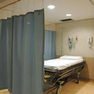 Cortinas hospitalares