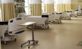 Cortina hospitalar em pvc